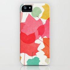 tulipifera 1 iPhone (5, 5s) Slim Case