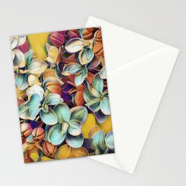 Painted Lilacs Stationery Cards