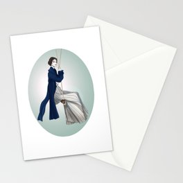 Fashion Illustration - Pride & Prejudice Stationery Cards