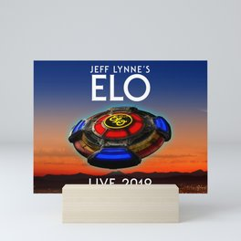 Jeff Lynne's ELO tour 2019 sule1 Mini Art Print
