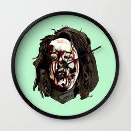 Bloody Annie Wilkes - Misery (Green) Wall Clock