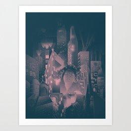 2048 Art Print