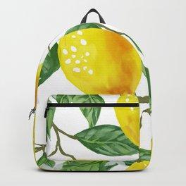 TROPICAL LEMON TREE Backpack