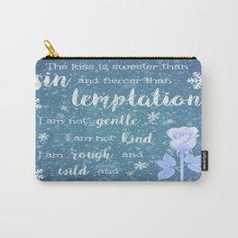 Sweeter than Sin Carry-All Pouch