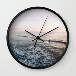 Easy Night Wall Clock