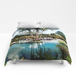 Flamingo Lagoon Comforters
