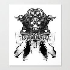 ERGOGRE Canvas Print