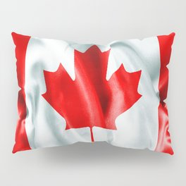 Canada Flag Pillow Sham