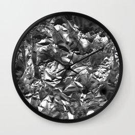 Heavy Metal Crush Wall Clock