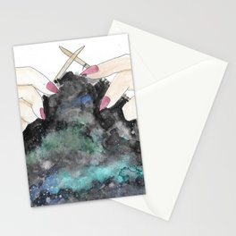 Knitting Space II Stationery Cards