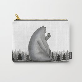 Giant Bear Carry-All Pouch