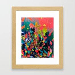 Soul and Meat Framed Art Print