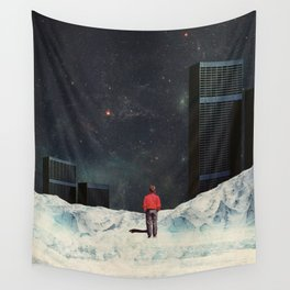 You never came Back for Me Wall Tapestry