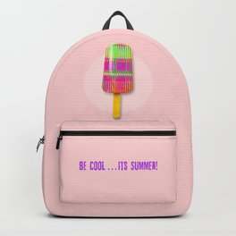 Be Cool . . . Its Summer! Backpack