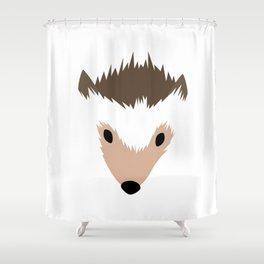 Hedgehogs Shower Curtain