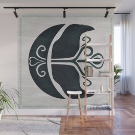 Odin's Ravens (Memory and Thought) Wall Mural