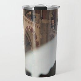 Basilique Saint Ambroise Milan Travel Mug