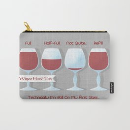 Wineo How To's Carry-All Pouch