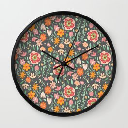 Moderna Wall Clock
