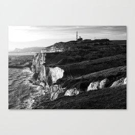 Haunting Dover Canvas Print
