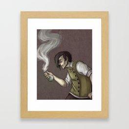 Dr. Jekyll Framed Art Print