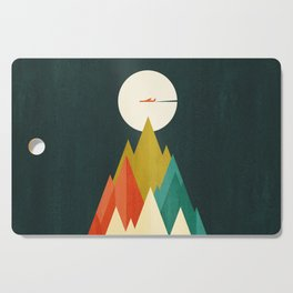 Life is a travel Cutting Board