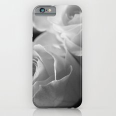 Roses (Black and White) #1 iPhone 6s Slim Case