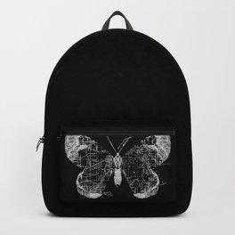 Butterfly Wanderlust Backpack