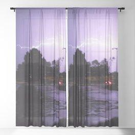 Flash of Light Sheer Curtain