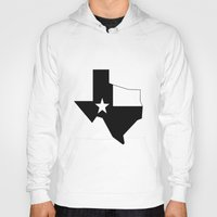 texas Hoodies featuring TEXAS by Fool design