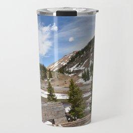 Ore Loading Chute above Sheridan Summit, No. 1 of 2 Travel Mug