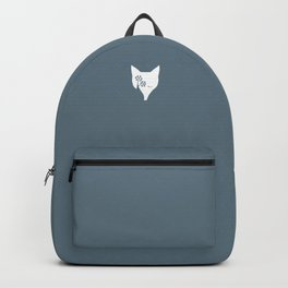 Arctic Fox and Rowan Tree Backpack