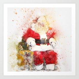 Christmas_20171101_by_JAMFoto Art Print