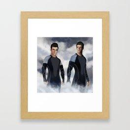 Kurtbastian  Framed Art Print