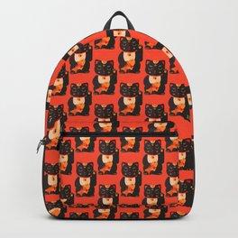 Beckoning Cat Backpack