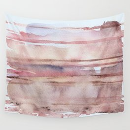 Elusive Strata Wall Tapestry