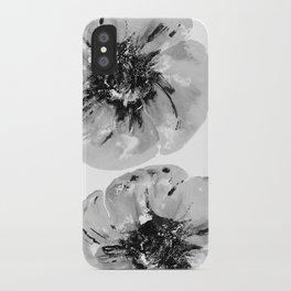 Graphic Poppy iPhone Case