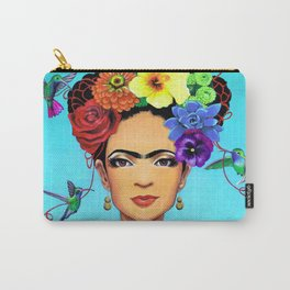 For Frida Carry-All Pouch