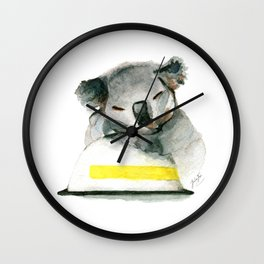 Safe & Sound Wall Clock