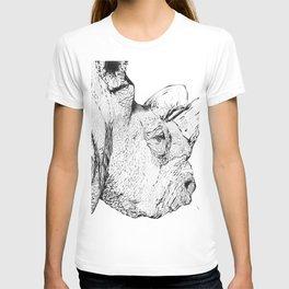 Rinoceronte T-shirt