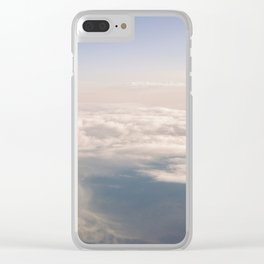 Above The Fray Clear iPhone Case