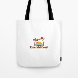 Emerald Coast. Tote Bag