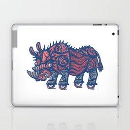 rhinoceros on wheels Laptop & iPad Skin