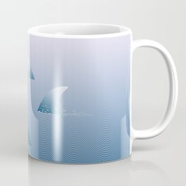 Let's go swimming Coffee Mug