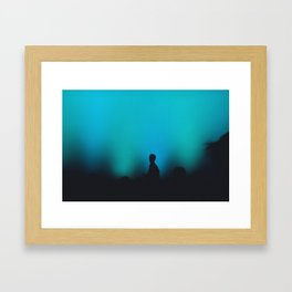 Auroras Framed Art Print