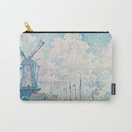 Paul Signac - Canal of Overschie Carry-All Pouch