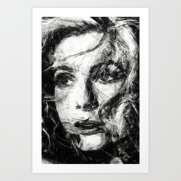 Denueve Art Print