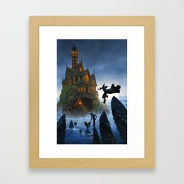 The Luck Uglies 2 Framed Art Print