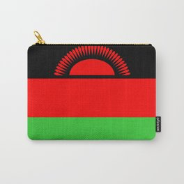 Malawi country flag Carry-All Pouch