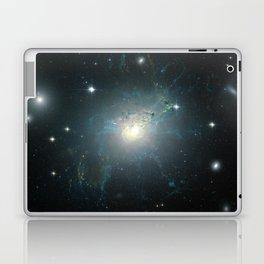 Dusty spiral galaxy Laptop & iPad Skin